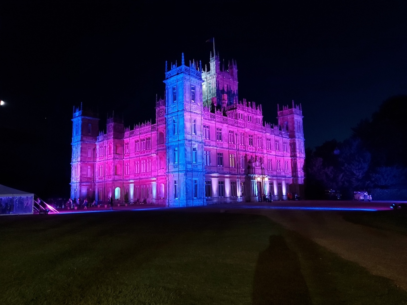 Gin launch Highclere