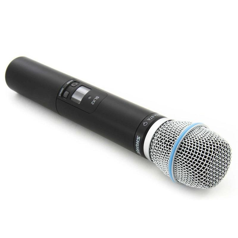 Shure BETA 87a Wireless Microphone