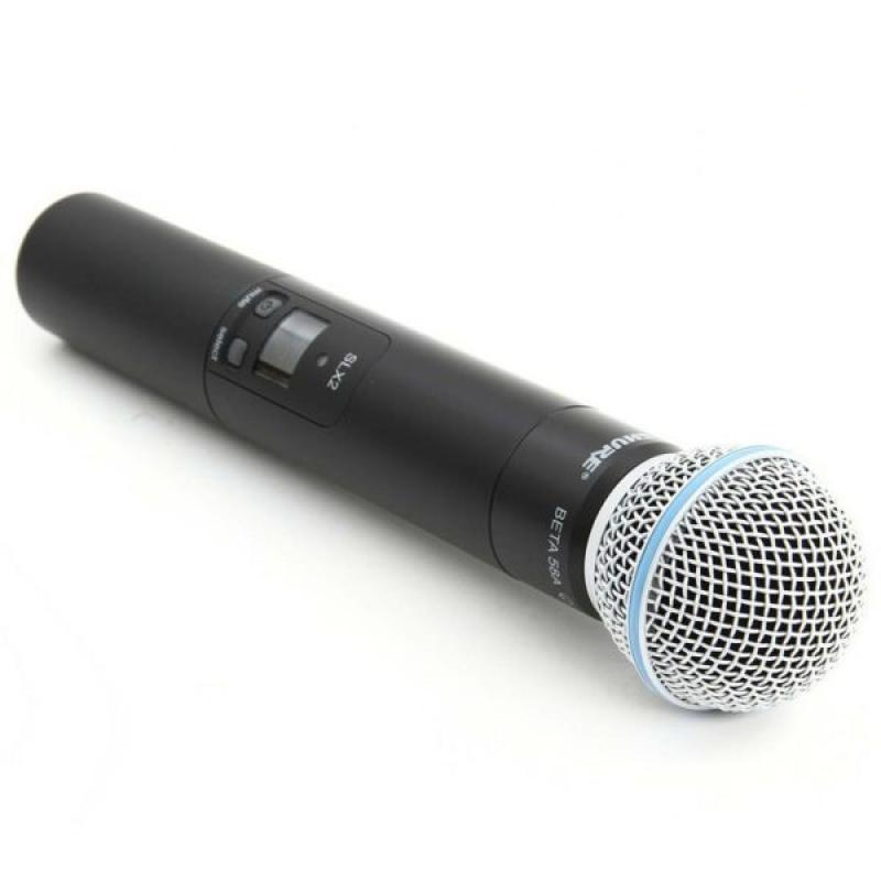 Shure BETA SM58a Wireless Microphone