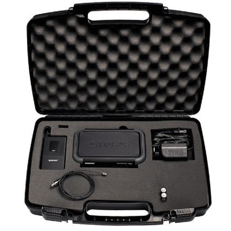 Shure PGM wireless mic set